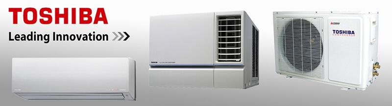 trung tâm máy lạnh toshiba