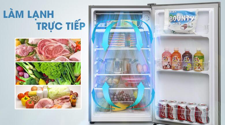 Tủ lạnh Electrolux 92 lít EUM0900SA