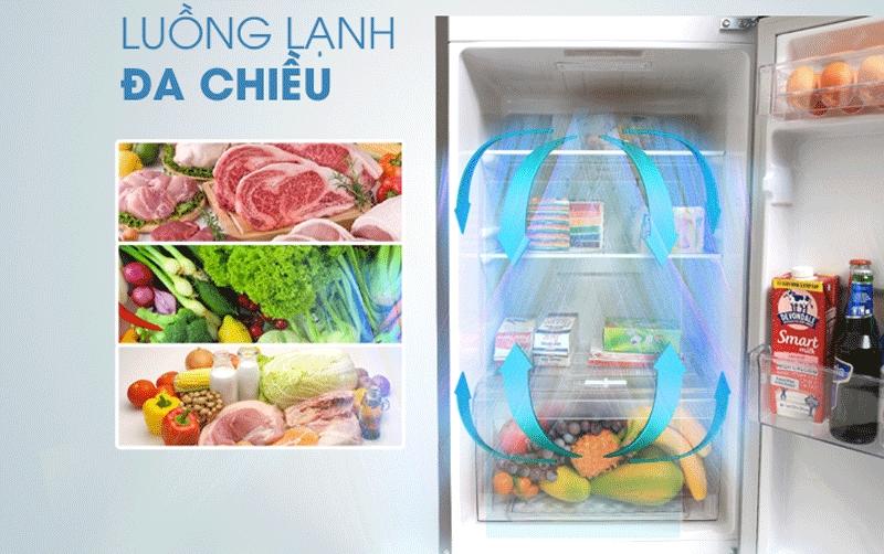 Tủ lạnh Inverter LG 187 lít GN-L205S