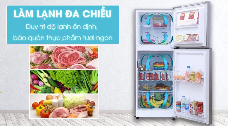 Tủ lạnh Inverter Samsung 208 lít RT19M300BGS/SV