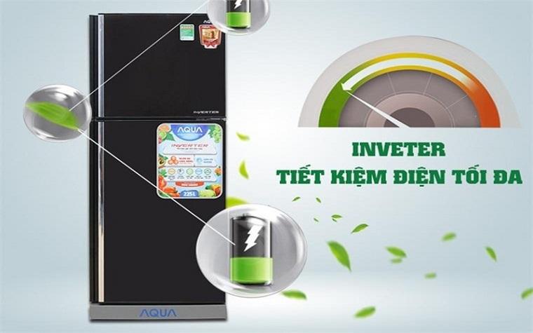 Tủ lạnh Inverter tiết kiệm điện năng