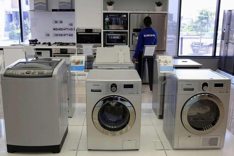 Samsung có đa dạng dòng máy giặt