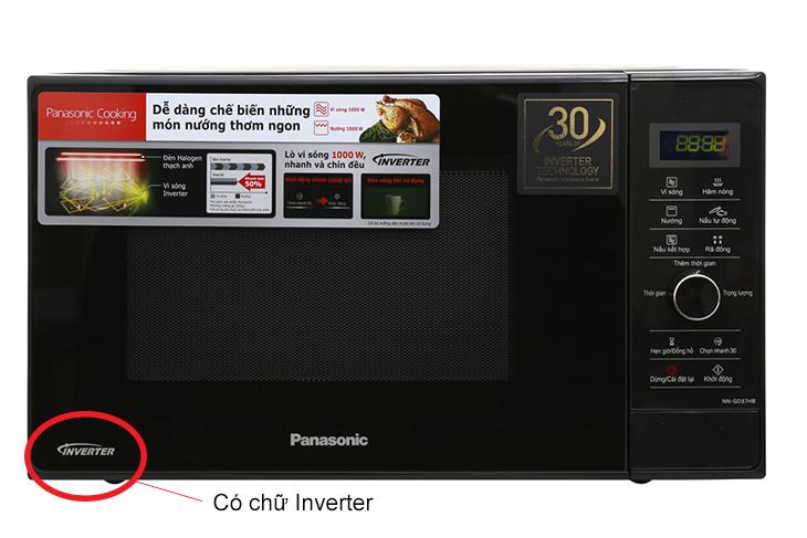 Lò vi sóng Inverter là gì?